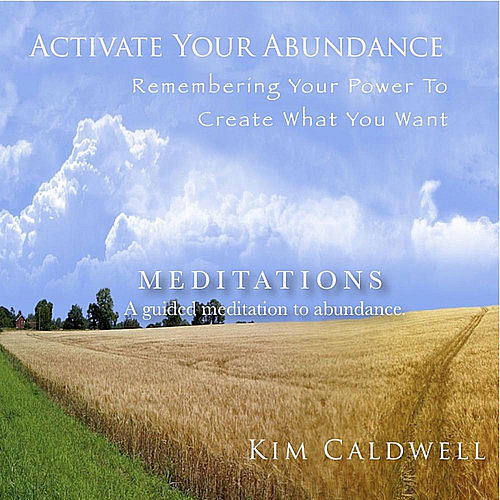Play & Download Activate Your Abundance Meditations by Kim Caldwell | Napster