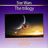 Play & Download Star Wars Trilogy (Themes of the First 3 Movies) by Hollywood Pictures Orchestra | Napster