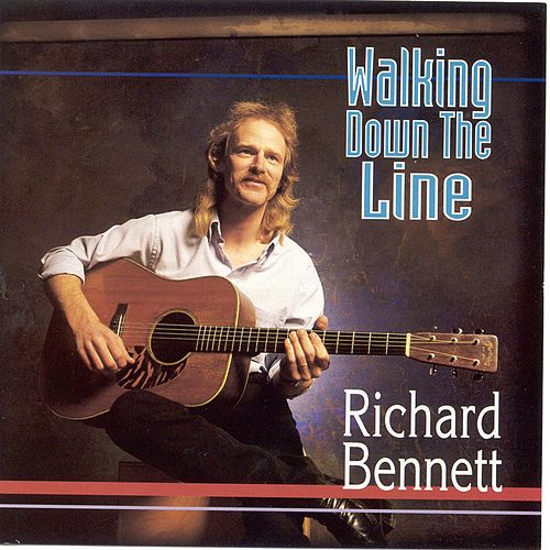 Play & Download Walking Down The Line by Richard Bennett | Napster