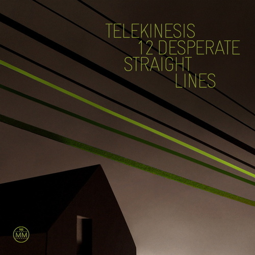 Play & Download 12 Desperate Straight Lines by Telekinesis | Napster