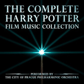 The Complete Harry Potter Film Music Collection by City of Prague Philharmonic