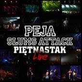 Play & Download Piętnastak Live by Peja Slums Attack | Napster