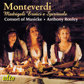 Play & Download MONTEVERDI: Madrigali Erotici e Spirituale by Various Artists | Napster