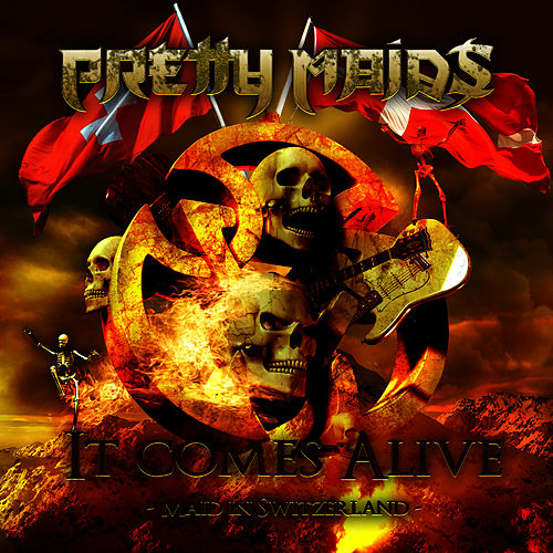 Play & Download It Comes Alive - Maid In Switzerland by Pretty Maids | Napster