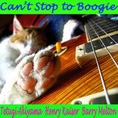 Can't Stop to Boogie by Tetuzi Akiyama