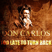 Too Late To Turn Back by Don Carlos