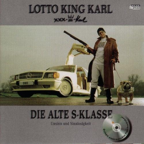 Die alte S-Klasse von Lotto King Karl