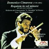 Domenico Cimarosa : Requiem in Sol Minore per soli, coro e orchestra by Domenico Cimarosa
