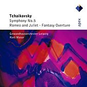 Play & Download Tchaikovsky : Symphony No.5 & Romeo & Juliet by Kurt Masur | Napster