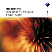 Play & Download Mendelssohn : Symphonies Nos 3 & 4 by Kurt Masur | Napster