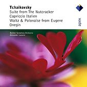 Play & Download Tchaikovsky : The Nutcracker Suite, Capriccio Italien & Dances from Eugene Onegin by Alexander Lazarev | Napster