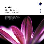 Handel : Dixit Dominus & Zadok the Priest by John Eliot Gardiner