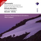 Mussorgsky, Rimsky-Korsakov, Borodin & Glinka : Russian Orchestral Favourites by Alain Lombard