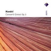 Handel : 6 Concerti grossi Op.3 von John Eliot Gardiner