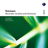 Play & Download Telemann : Recorder Sonatas & Fantasias by Anner Bylsma Frans Brüggen | Napster