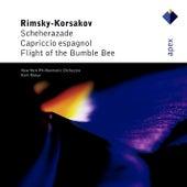 Rimsky-Korsakov : Scheherazade, Capriccio espagnol & Flight of the Bumblebee by Various Artists
