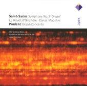 Saint-Saëns : Symphony No.3 / Poulenc : Organ Concerto by Jean Martinon