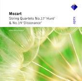 Mozart : String Quartets Nos 17, 'Hunt' & 19, 'Dissonance' by Alban Berg Quartet
