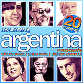 Play & Download Los Mejores de Argentina 20 Canciones by Various Artists | Napster
