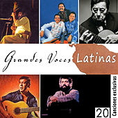 Play & Download Grandes Voces Latinas. 20 Canciones Exclusivas by Various Artists | Napster
