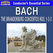 Bach: Brandenburg Concertos No. 1-3 by Hans Reinartz