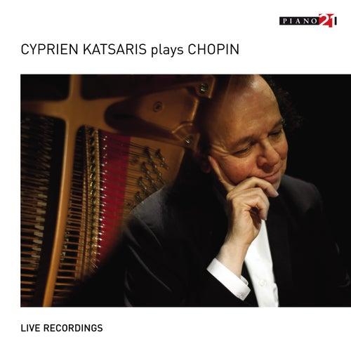 Katsaris Plays Chopin - Live Recordings by Cyprien Katsaris
