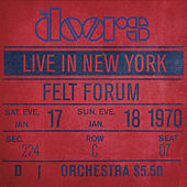 Live In New York by The Doors