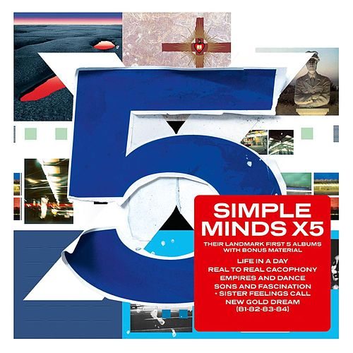 Play & Download X5 by Simple Minds | Napster