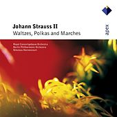 Play & Download Strauss, Johann II : Waltzes, Polkas & Marches by Various Artists | Napster