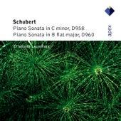 Schubert : Piano Sonatas Nos 19 & 21 by Elisabeth Leonskaja