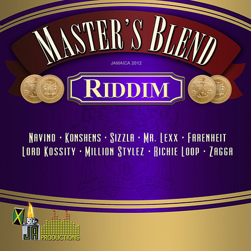 Master's Blend Riddim by Various Artists