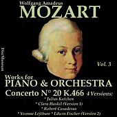 Mozart, Vol. 3 : Concertos K466 by Various Artists