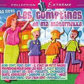 Play & Download Les comptines de ma maternelle (40 titres) by Various Artists | Napster