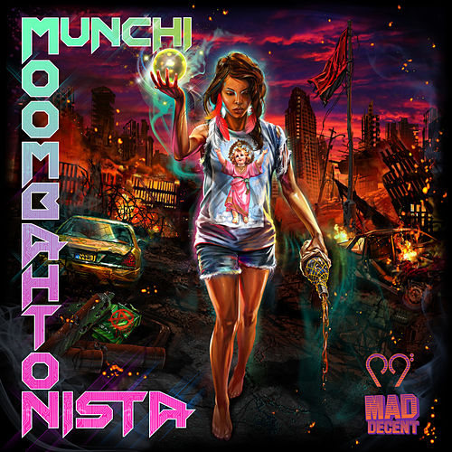 Play & Download Moombahtonista EP by Munchi  | Napster