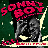 Original Harmonica Blues Essentials by Sonny Boy Williamson