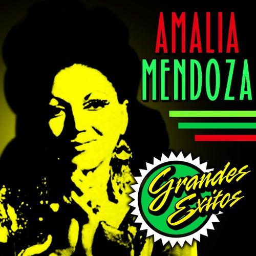 Grandes Exitos by Amalia Mendoza