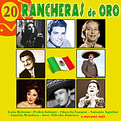 20 Rancheras de Oro by Various Artists