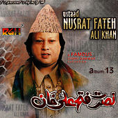 Play & Download Nusrat Fateh Ali Khan Album-13 by Nusrat Fateh Ali Khan | Napster