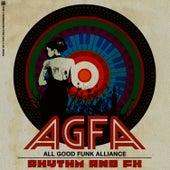 Rhythm & FX EP by All Good Funk Alliance