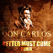 Better Must Come (Remix) by Don Carlos