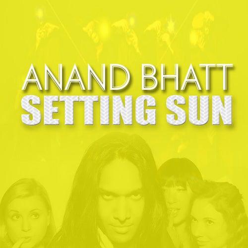 Setting Sun by Anand Bhatt