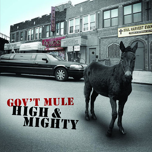 Play & Download High & Mighty by Gov't Mule | Napster