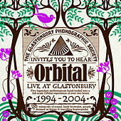 Live At Glastonbury von Orbital