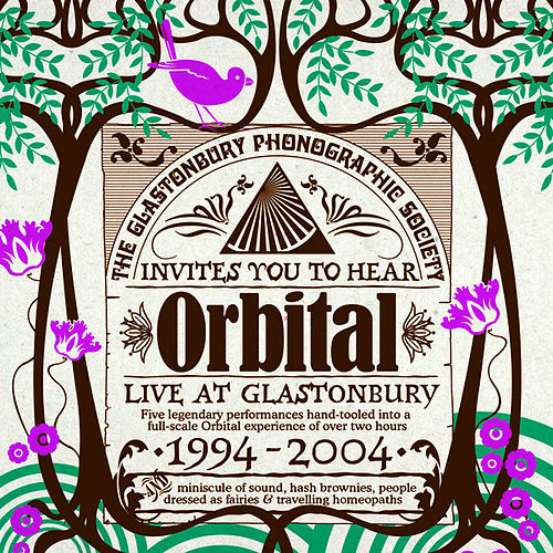 Play & Download Live At Glastonbury by Orbital | Napster
