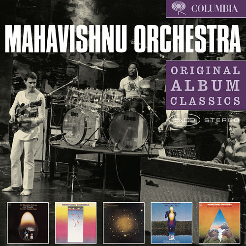 Original Album Classics von The Mahavishnu Orchestra