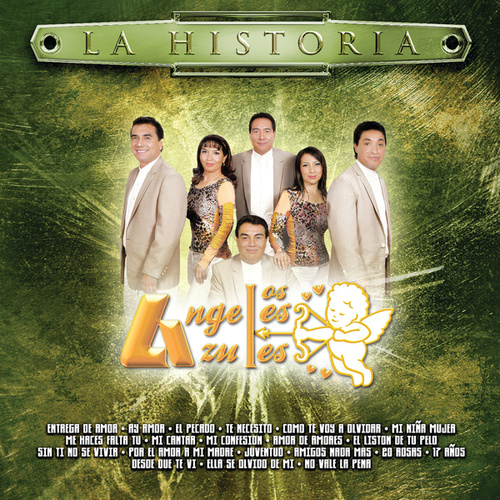 Play & Download La Historia by Los Angeles Azules | Napster