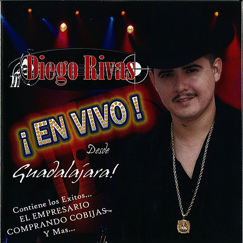 En Vivo Desde Guadalajara by Diego Rivas