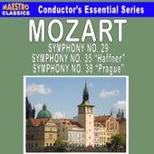Play & Download Mozart: Symphony No. 29 - Symphony No. 35
