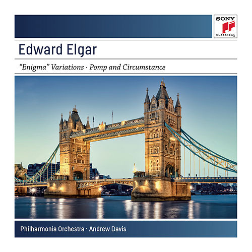 Play & Download Elgar: Enigma Variations, Op. 36; Pomp and Circumstance Marches Nos. 1-5, Op. 39 by Philharmonia Orchestra | Napster