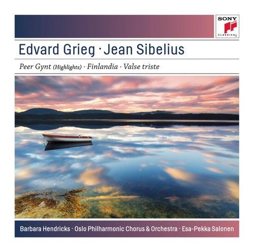 Grieg:  Peer Gynt, Op. 23 (Excerpts) - Sony Classical Masters by Esa-Pekka Salonen